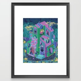 Ambrose's House Framed Art Print
