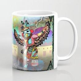 Kachina Eagle Coffee Mug