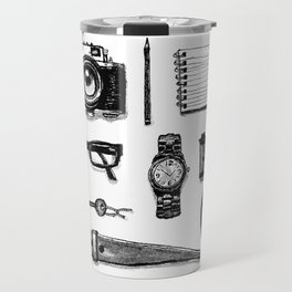 Tiny traveler Travel Mug