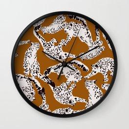 IRBIS Wall Clock