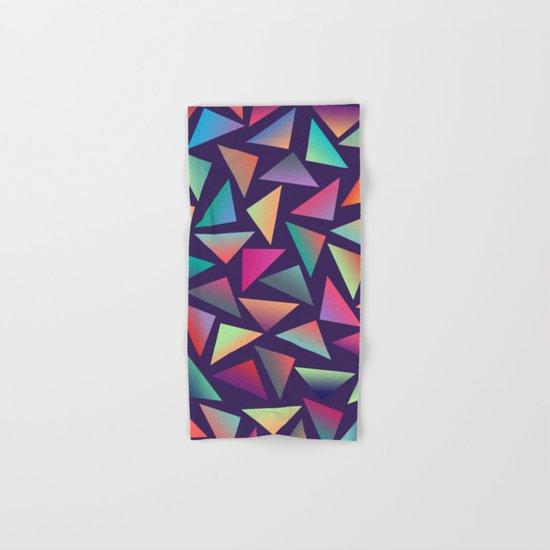 Geometric Pattern III Hand & Bath Towel