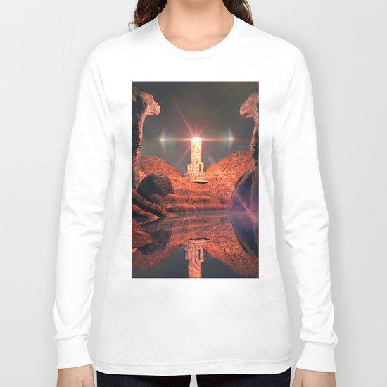 Mystical fantasy world Long Sleeve T-shirt