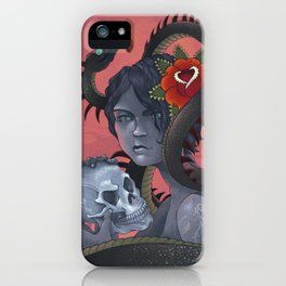 Snake Eater iPhone Case