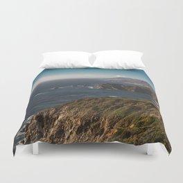 Big Sur California VI Duvet Cover