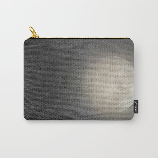The Moon Shines Bright II Carry-All Pouch