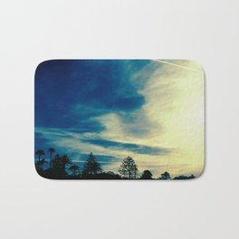 A Painter's Sky Bath Mat