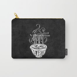 I Heart Pho Carry-All Pouch