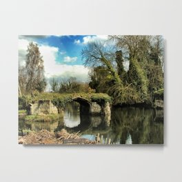 River Also, Warwick, England 2006 Metal Print