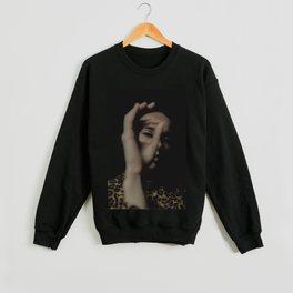 Look here Crewneck Sweatshirt
