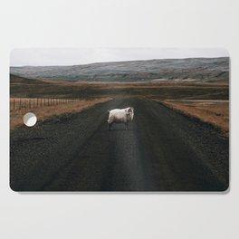 Ram Crossing II / Iceland Cutting Board
