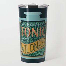 Tonic of Wildness Travel Mug