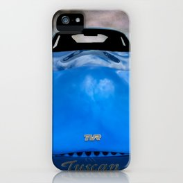 The TVR Tuscan iPhone Case