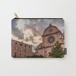 St. Jacob`s Chatedral Sibenik, Croatia Carry-All Pouch