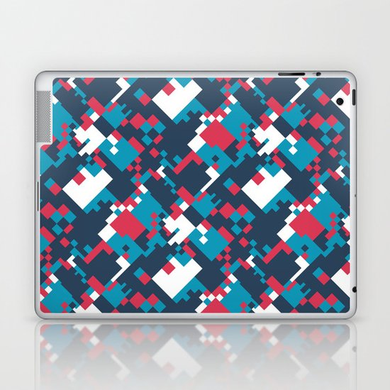 pixelated 2.0 Laptop & iPad Skin
