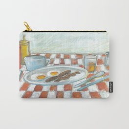 All American Breakfast 2 Carry-All Pouch