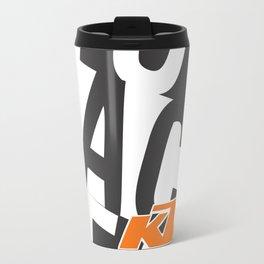 KTM Ready To Race II Travel Mug