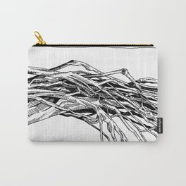 Group of Branches Carry-All Pouch