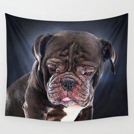 Super Pets Series 1 - Sad Liam Wall Tapestry