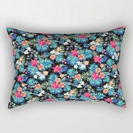Tropical Mandalorian Rectangular Pillow