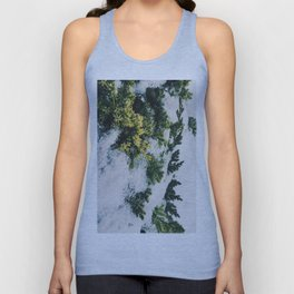 Winter in spring Unisex Tank Top