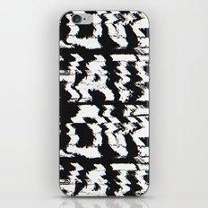Love or Hate iPhone Skin