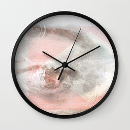 On my mind Wall Clock