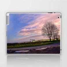 At The Crossroads Laptop & iPad Skin