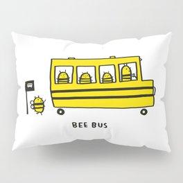 Bee Bus Pillow Sham