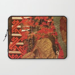 Moment in Red Laptop Sleeve