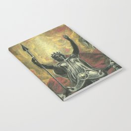 Boudica & Vesuvius Notebook