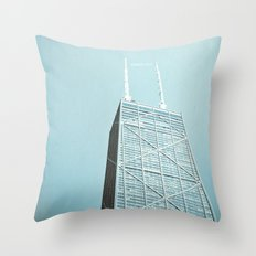 Windy City Throw Pillow