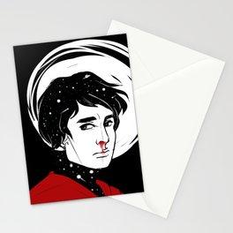 Billy Kaplan Stationery Cards