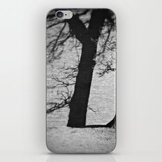 winter shadows . ii iPhone & iPod Skin