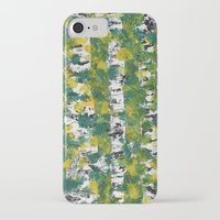 birch iPhone & iPod Cases featuring Birch by AhaC