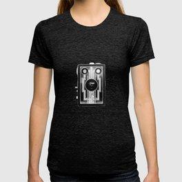 Vintage Art Deco Camera T-shirt