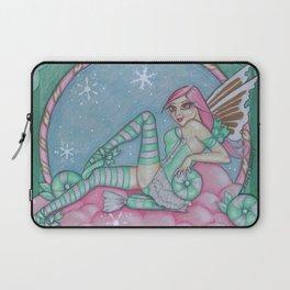 Wintergreen Fairy Laptop Sleeve