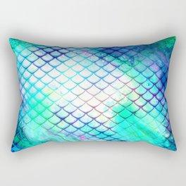 Medusa Scale Rectangular Pillow
