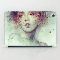 kpop iPad Cases featuring Swarm by Anna Dittmann