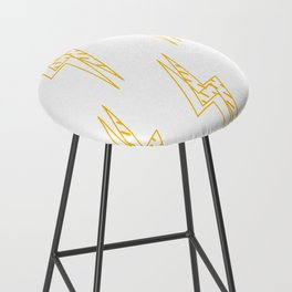 BLINDED LIGHT Bar Stool