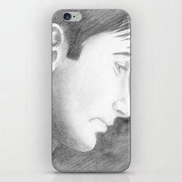Fox Mulder iPhone Skin