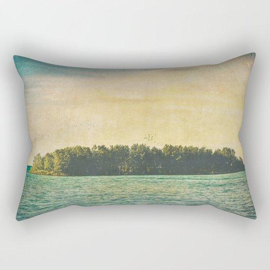 All I Need Rectangular Pillow
