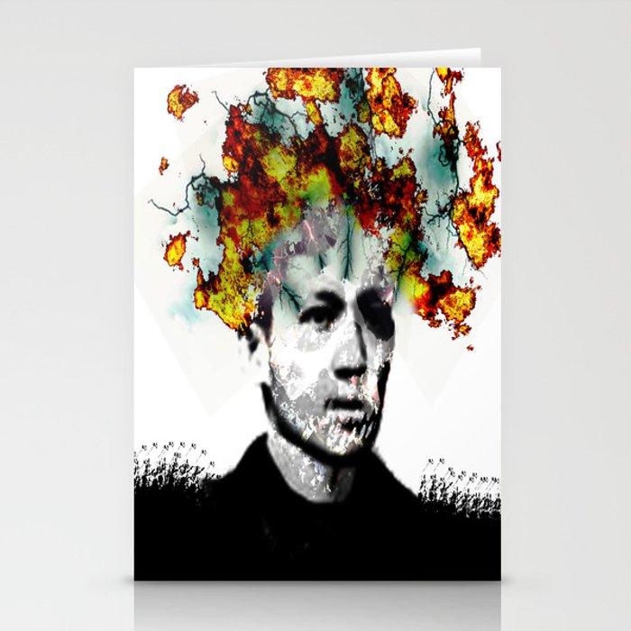 Migraine Stationery Cards