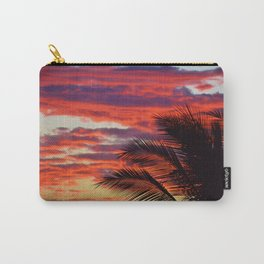 pomegranate sunset Carry-All Pouch