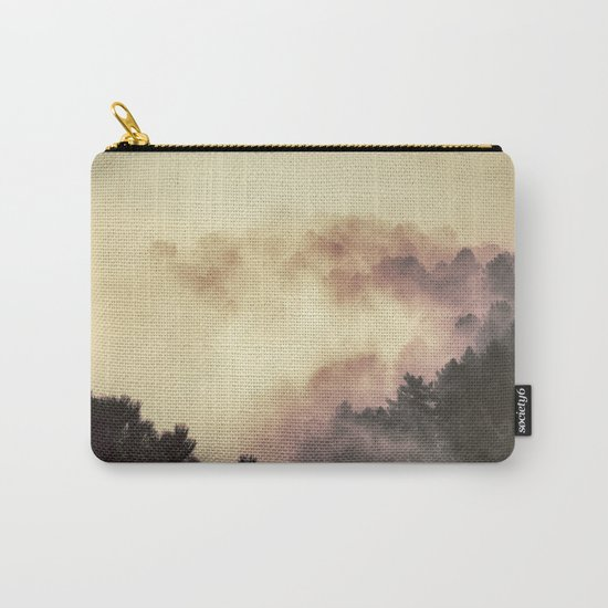 """""""Surprise misty forest"""" Carry-All Pouch"""