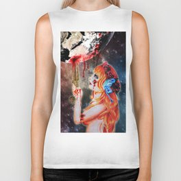 Mother Earth Biker Tank