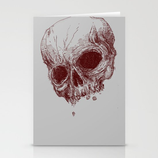 mortal coil Stationery Cards