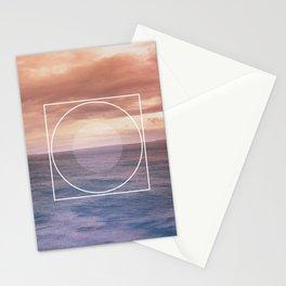 Horizon Sea Stationery Cards