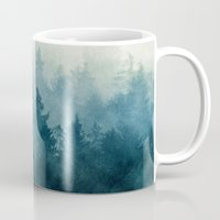 waves Mugs featuring The Heart Of My Heart // So Far From Home Edit by Tordis Kayma