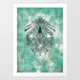 Meditation | Art Print