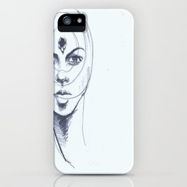 Brainwashed America iPhone Case